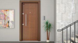 Es importante que la puerta principal de la casa esté bien asegurada