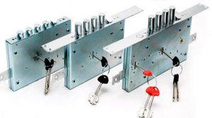 Las cerraduras de alta seguridad proporcionan mejor protección para el hogar