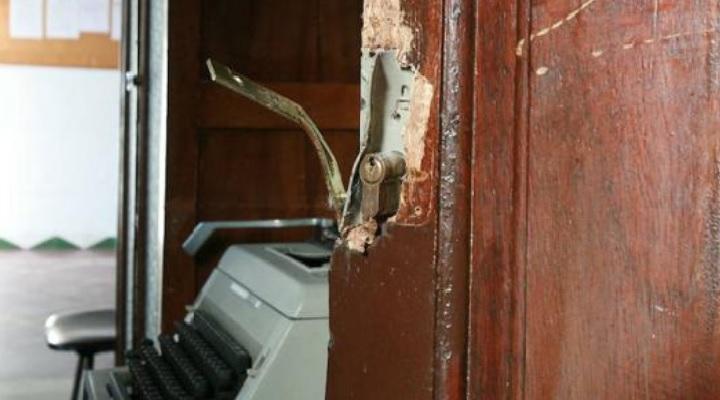 En Barcelona son comunes los robos a viviendas con cerraduras antiguas